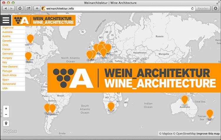 Weinarchitektur / Wine Architecture