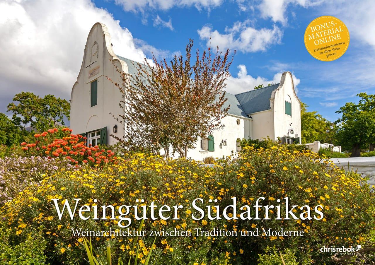 Wandkalender Weingüter Südafrikas – Weinarchitektur zwischen Tradition und Moderne