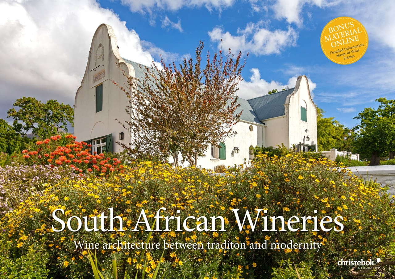 CalendarSouth African Wineries – Wine architecture between tradition and modernity