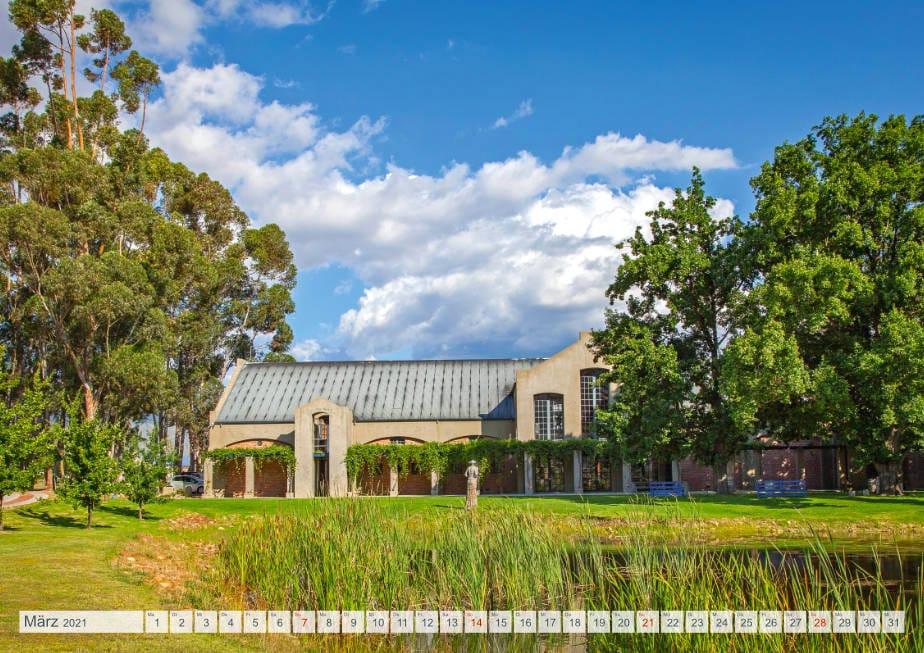 Kalender Weingüter Südafrikas - Saronsberg