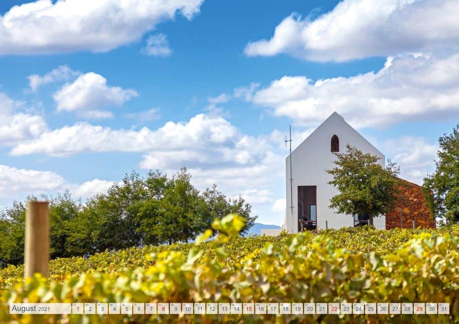 Kalender Weingüter Südafrikas - Ataraxia